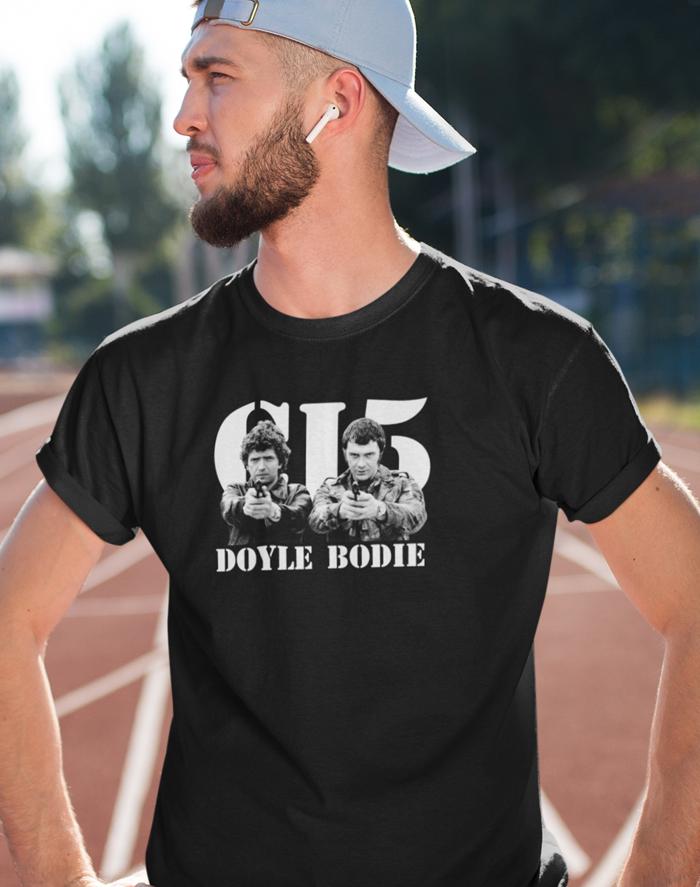 Pánské tričko - Bodie a Doyle