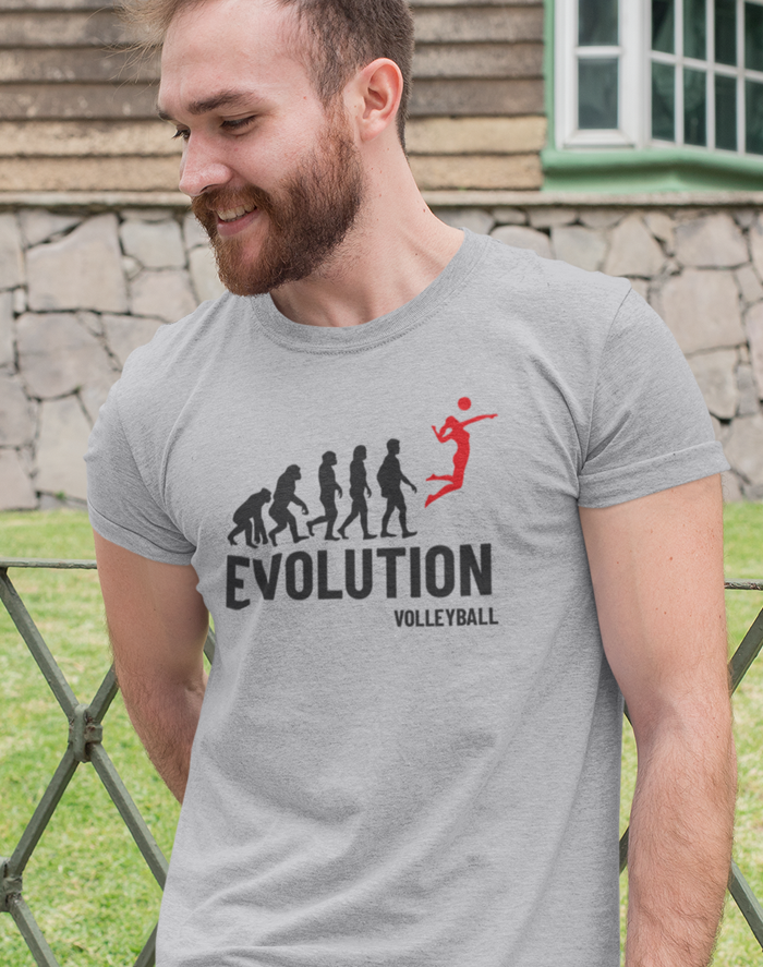 Pánské tričko - Evolution volleyball