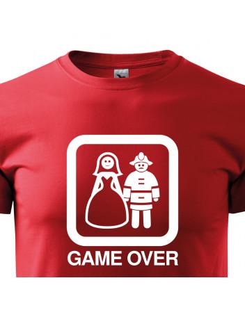 Triko pro hasiče Hasičská svatba
