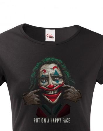 Dámské tričko Joker 2