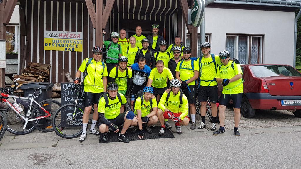 Trička na míru pro cyklotým